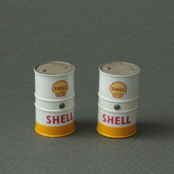 Shell barrel
